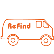 Refind Delivery Icon